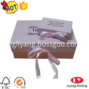 customized folding box