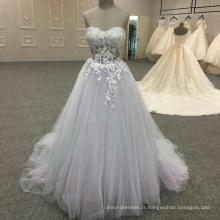 Purple Crystal robe de bal chérie robes sexy Side Slit robes de soirée femme 2018 pour la fête