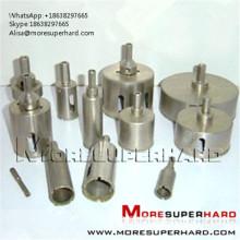 Electroplated Diamond Core Drill Bits Alisa@moresuperhard.com
