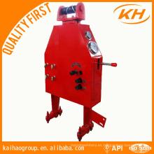 Suspensor hidráulico para pinzas eléctricas