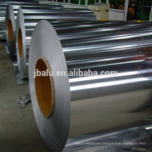 High reflectivity mirror aluminum coil/strip for lighting decoration