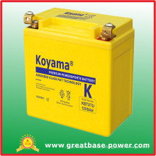 European Motorcycle Battery 12V 8ah