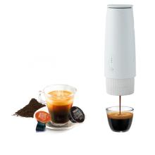 Reusable Nespresso Capsule Machine Automatic Dolce Gusto Portable Car Coffee Maker Italian Espresso Coffee Machine