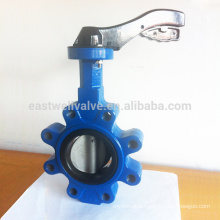 dn150 butterfly valve wafer type