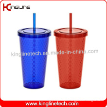 850ml Single Wall Straw Cup (KL-SC105)