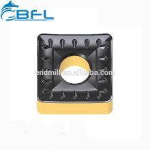 BFL-Drehmaschine Hartmetall-Schneidwerkzeugeinsätze für das Fräsen mit großem Vorschub