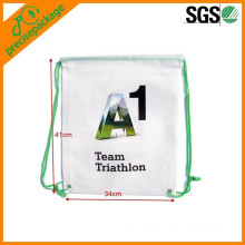 new design cheap nylon promotional backpack bags