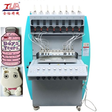 Multi Fungsi 8-warna Mesin Dispensing Automatik