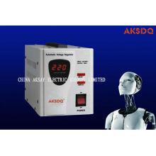 Station de stabilisation LED numérique 1000VA-5000VA AVR