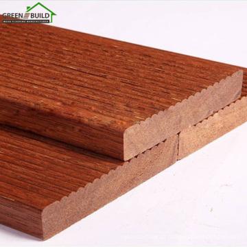 Decking Merbau Decking de madeira ao ar livre