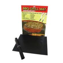 BBQ Grillmatten - Bestes Barbecue-Tool auf dem Markt - Großes Geschenk für Vatertag - Machen Sie Grillen einfacher - Grill ohne Verschüttung