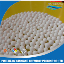 Activated Alumina Ball Air Gas Drying Desiccant AL2O3 Catalyst Carrier Sorbent Sphere Ceramic