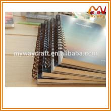 Memória da cidade, capa bonita, caderno espiral, a série do notebook classmate