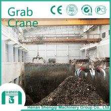 2016 Shengqi Qz Tipo 20 Ton Grab Puente Grúa