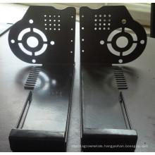 High Precise Metal Machining Part CNC Punching Bending Fabrication