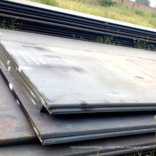 Hot Rolled Black Steel Plate with Best Price
