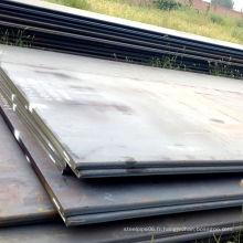 Plaque d'acier noir laminé à chaud avec meilleur prix