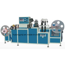 PVC Sleeve Shrink Label Doctoring and Rewinding Machine