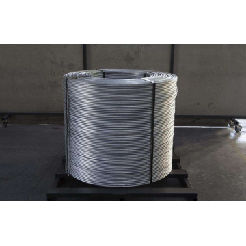 Kalsium Silicon Cored Wire