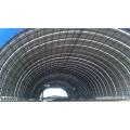 Kostengünstige Stahlplatte Strutcure Aircraft Hangar