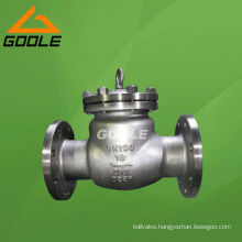 Flanged Swing Check Valve (GAH44H)