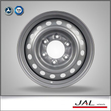 As melhores rodas de aço do carro das vendas 6x139.7 de 15 polegadas de China