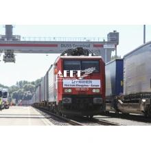 Railway Freight Forwarder From Qingdao to Almaty