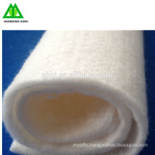 No-woven breathable needle punch wool felt with wholesale price