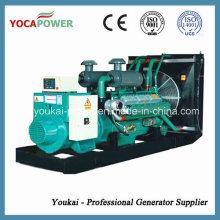 Generación de energía eléctrica del generador diesel de Fawde