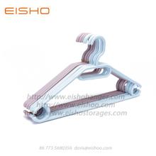 EISHO Hot Sale PP Plastic Coat Hanger