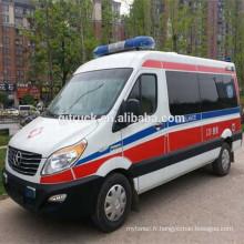 super qualité best selling jac voiture médicale ambulance