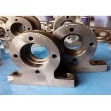 Peças de maquinaria agrícola personalizadas do ferro de molde