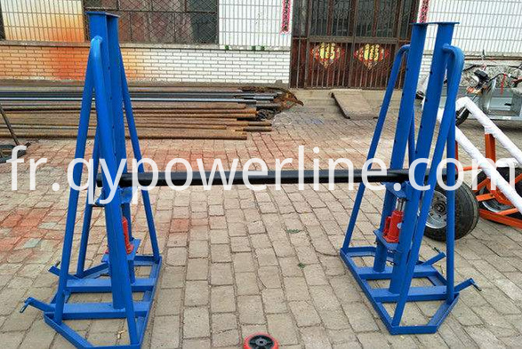 Hydraulic Cable Reel Carrier
