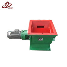 Роторное разгрузочное устройство клапана для пластиковых