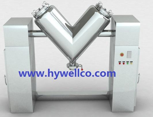 V Type Mixer