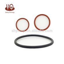 Износостойкость изготовленные на заказ резиновые уплотнительные кольца прочный резина NBR/силиконовые/витон/из EPDM уплотнительное кольцо