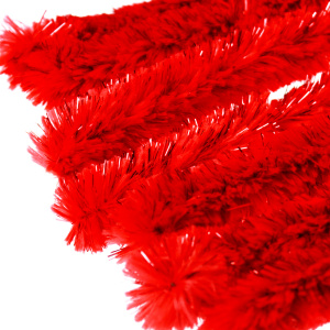 Jumbo Fluffy Tinsel Chenille Stems