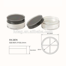 Empty Compact Loose Powder Container