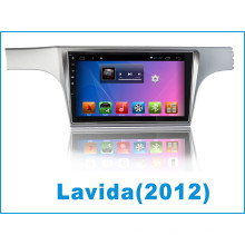 Android System Car DVD Player Monitor para Lavida com carro GPS Navigation
