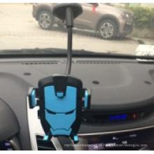 O Suporte de Carro com ABS e Silica Gel Matterial