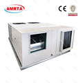 Industry Rooftop Air Conditioner with Hot Water Coil