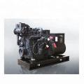 Precio del generador 180kw en India para barco con motor diesel marino SDEC G128ZLCaf eléctrico de 6 cilindros