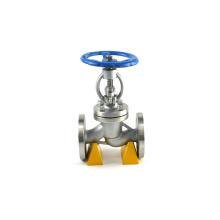 En venta actuador hidráulico 6 pulgadas de acero inoxidable 316 jis 5k50 válvula de globo tipo tapón