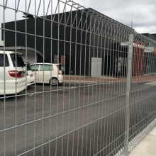 Welded wire mesh fencing BRC fence