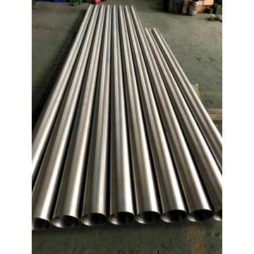 GR1 Pure Titanium Seamless Pipes GR2
