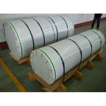 Bobine d'aluminium extra large 3003 H12 pour toiture de camion