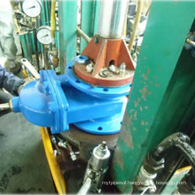 DIN3352 F4/F5 Resilient Seated Gate Valve with Flange Ends Non Rising Stem