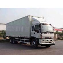 ISUZU 6X4 Van Truck Cargo Transport Truck
