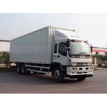 ИСУДЗУ 6х4 фургон грузовые транспортные тележки