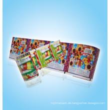 Eiscreme-Lebensmittelverpackungs-Tasche